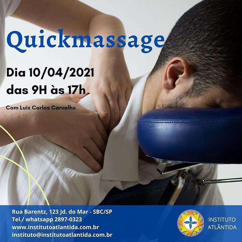 Curso Quickmassage