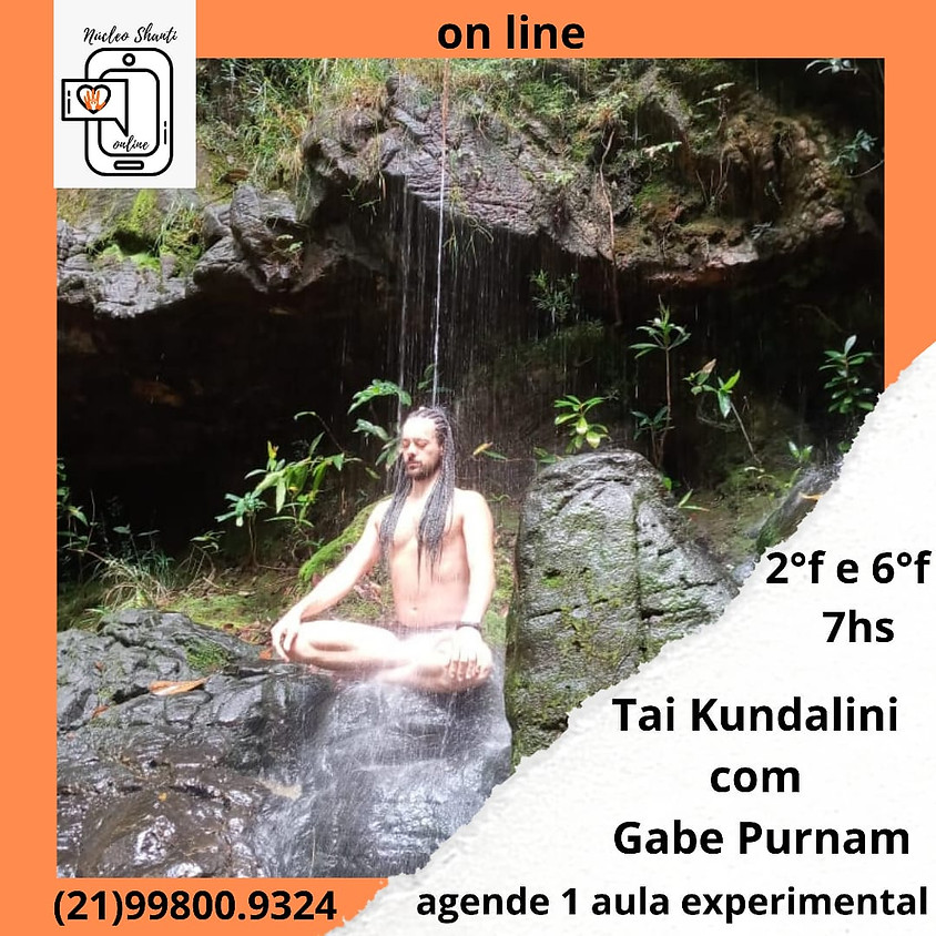 Aula Online: Tai Kundalini - Segundas