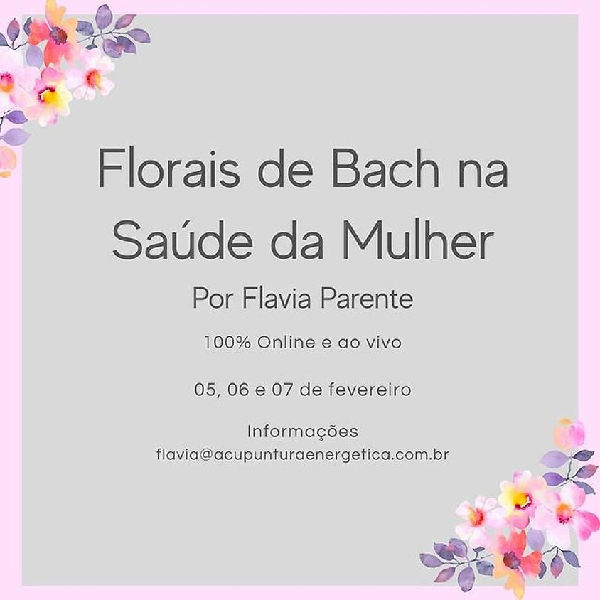 Curso Online: Florais de Bach na Saúde da Mulher