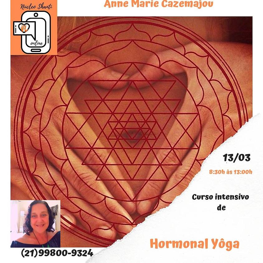Curso Online: Intensivo de Yoga Hormonal