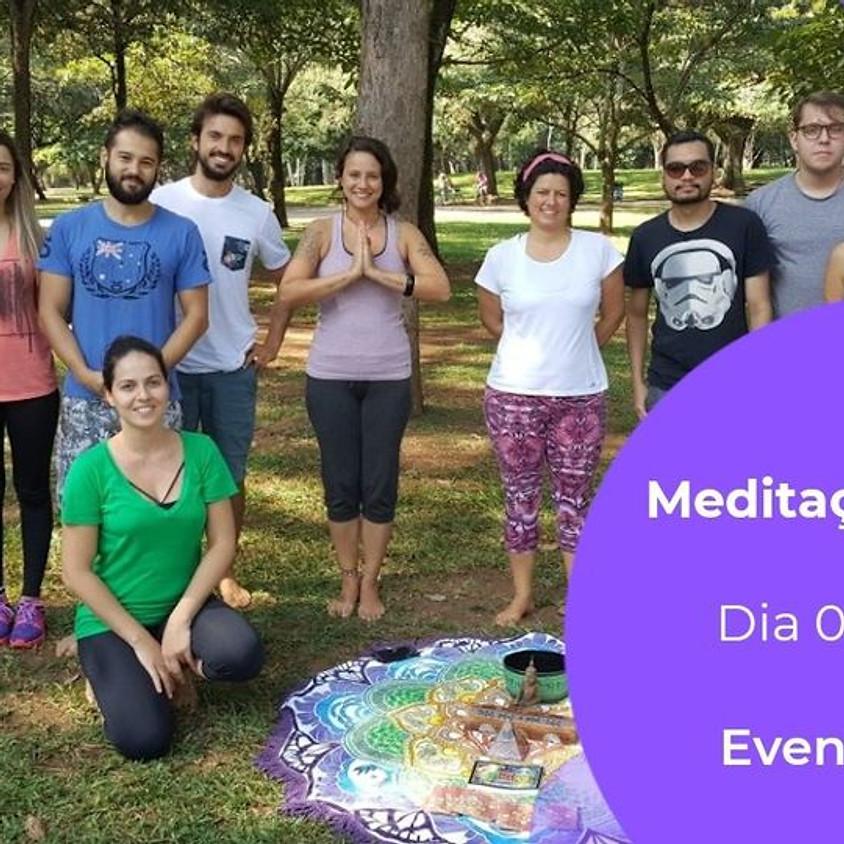Meditação Ativa - Heart Chakra, profundo relaxamento e conexão
