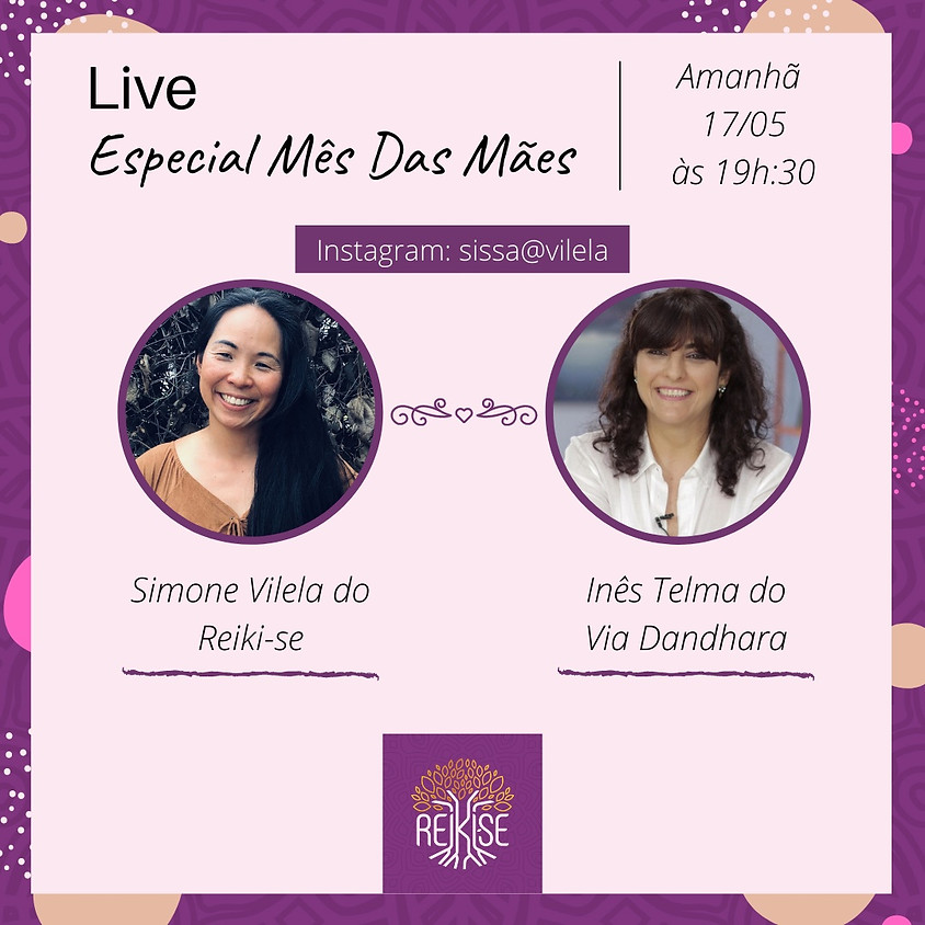Live: Especial Mês das Mães