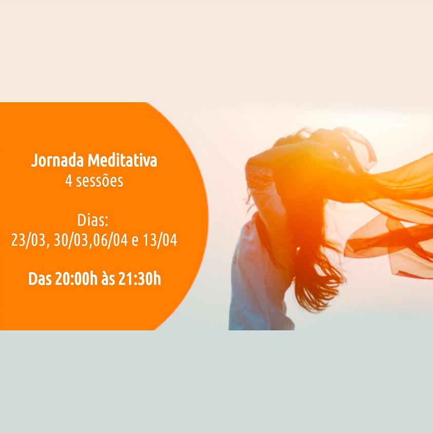2° Jornada das Meditações Ativas - Um Detox para o corpo, mente e alma Turma Março