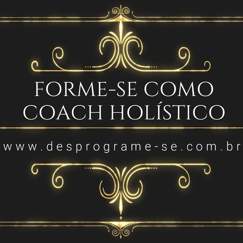 Curso: OnLine Formação em Coaching Holístico