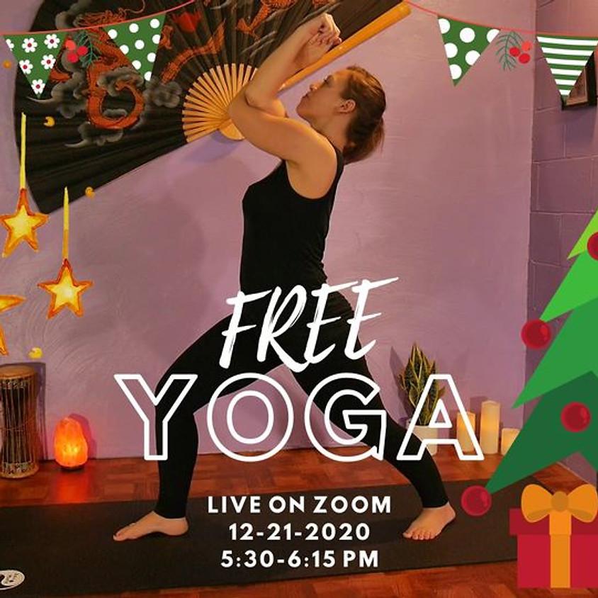 Live: Free Yoga