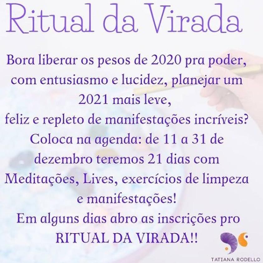 Lives: Ritual da Virada 2021