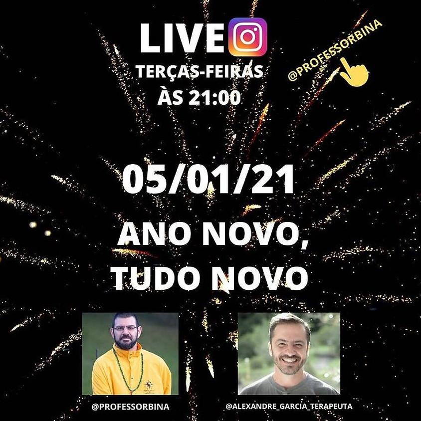 Live: Ano Novo Tudo Novo