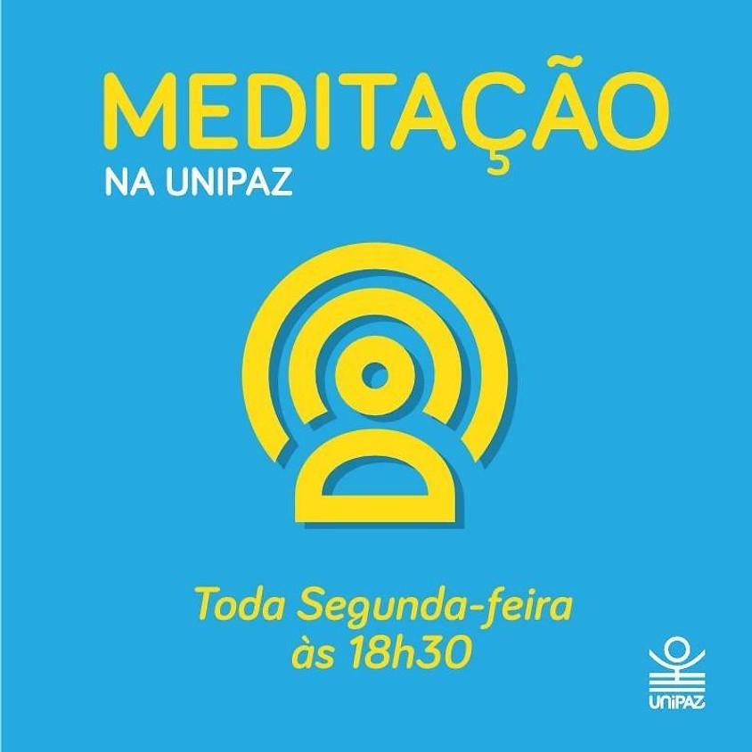 Online: Meditação na UNIPAZ
