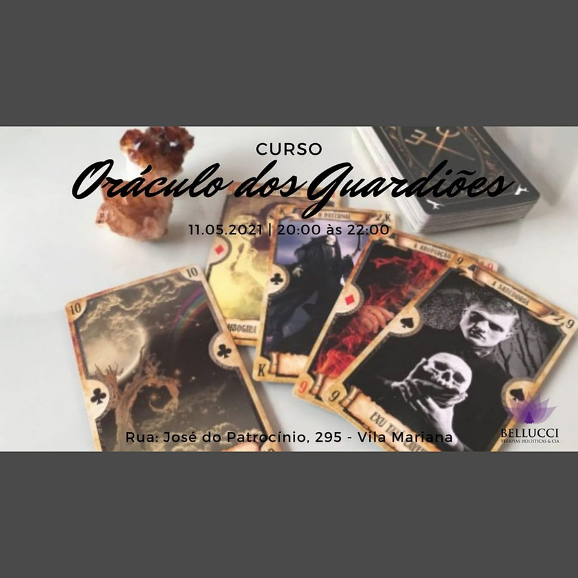 Curso Presencial e Online: Oraculo dos Guardiões
