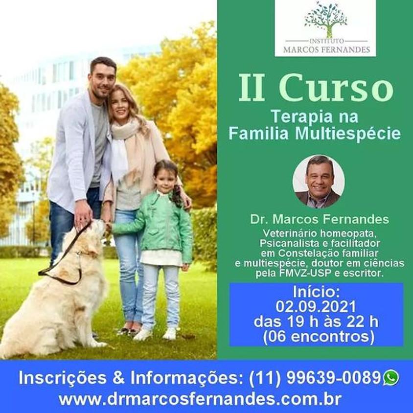 ll Curso: Terapia na Família Multiespécie 👨👩👧👦🐶