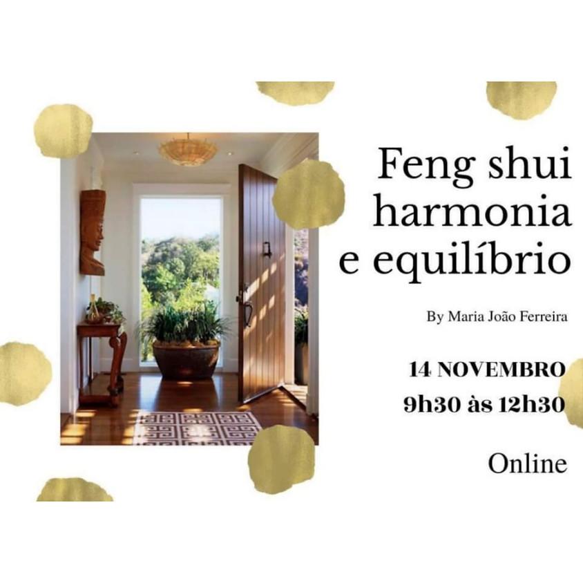 Workshop Online Feng Shui: Harmonia e Equilíbrio