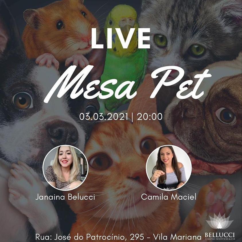 Live: Mesa Pet
