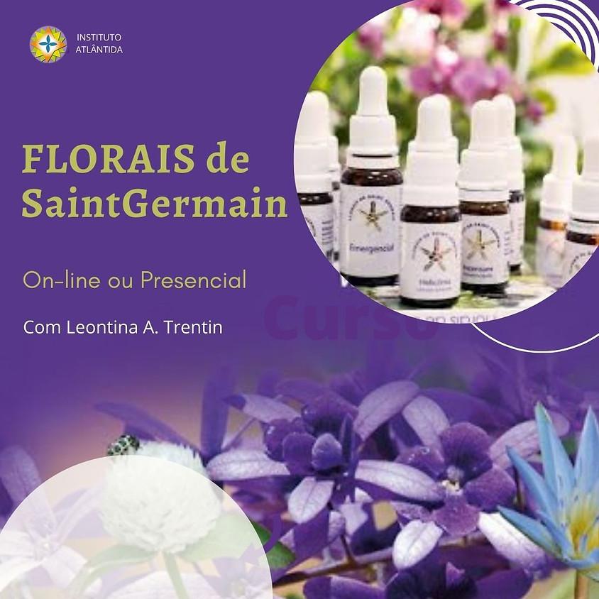 Curso Online ou Presencial: Florais de SaintGermain