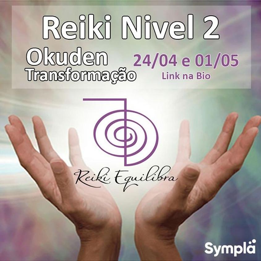 Curso Online:  Reiki Nivel 2  - Okuden a Transformação