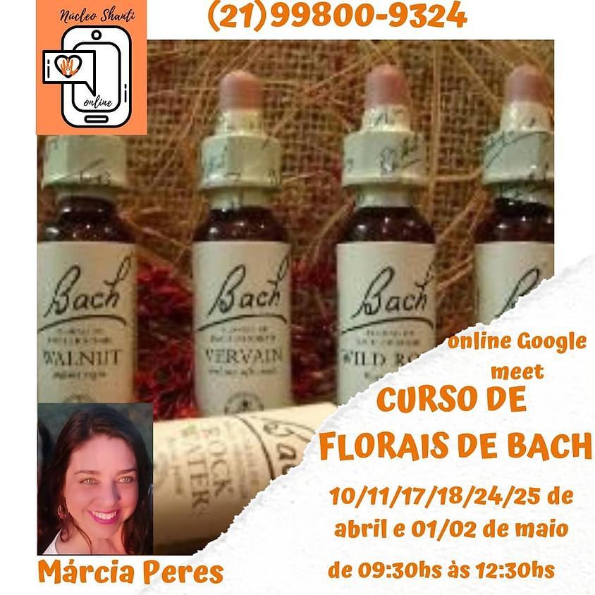 Curso Online: Florais de Bach