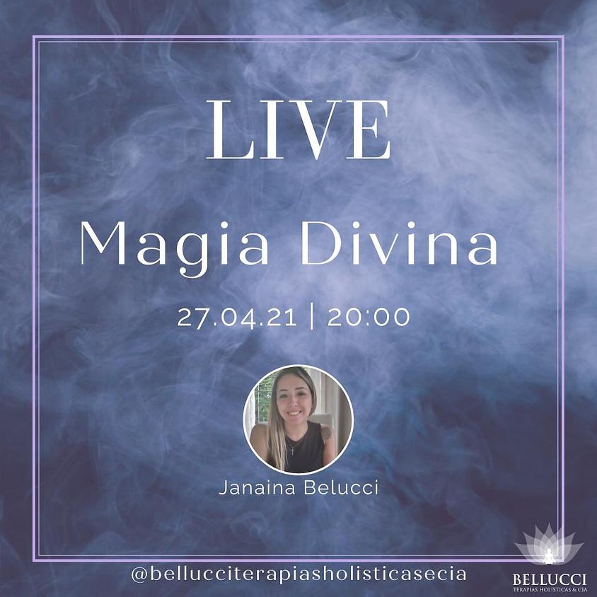 Live: Magia Divina