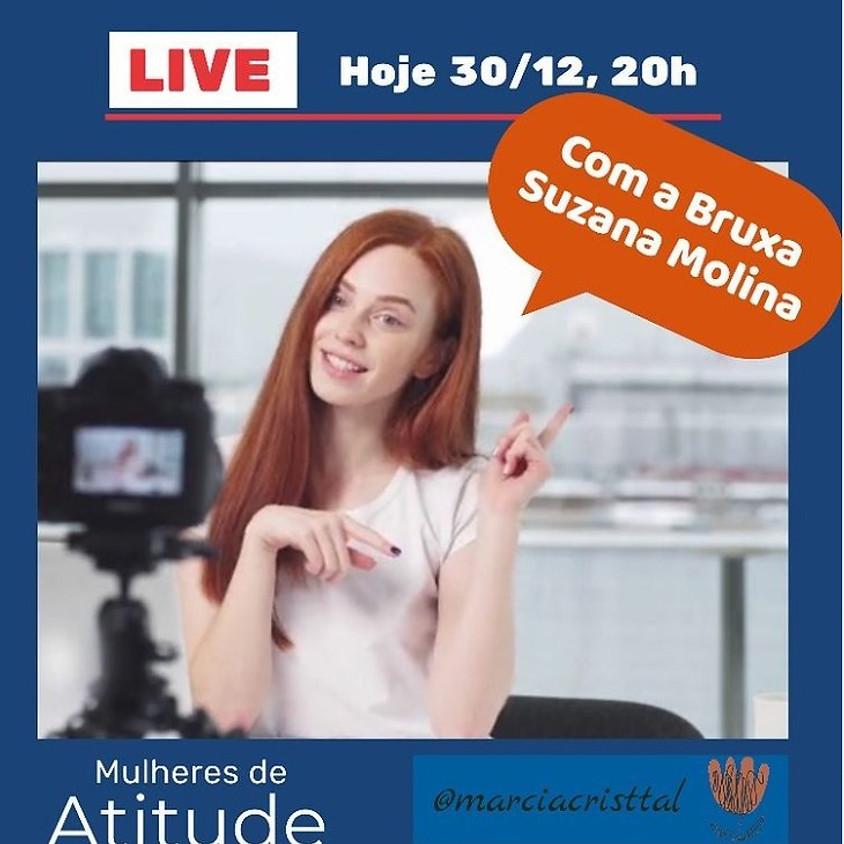 Live:  Mulheres de Atitude