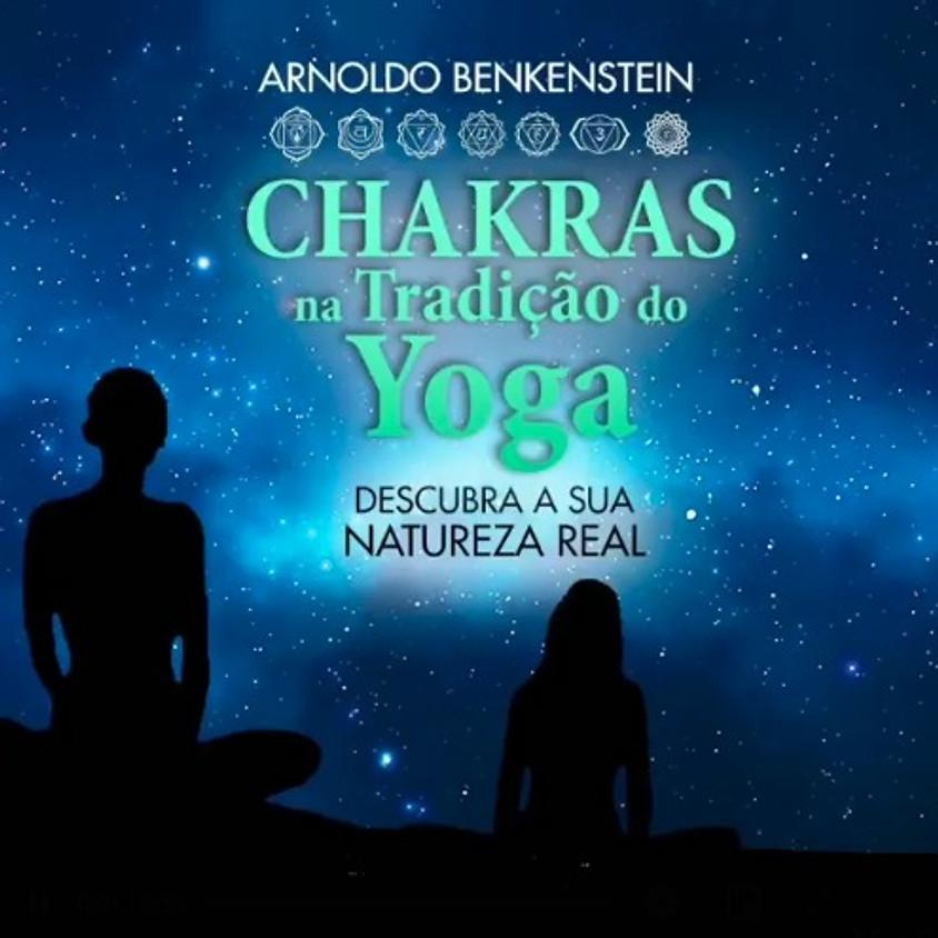 OnDemand:  CHAKRAS na Tradição do Yoga