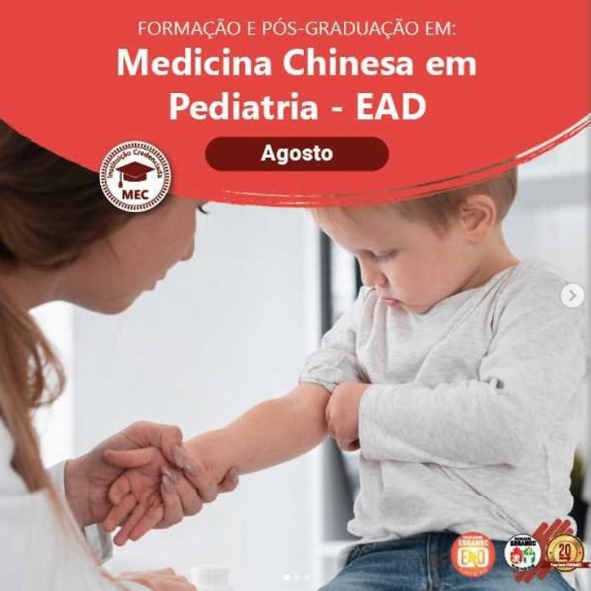 Curso EAD: Medicina Chinesa em Pediatria