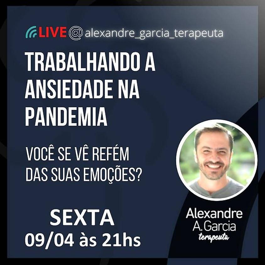 Live: Trabalhando a Ansiedade na Pandemia