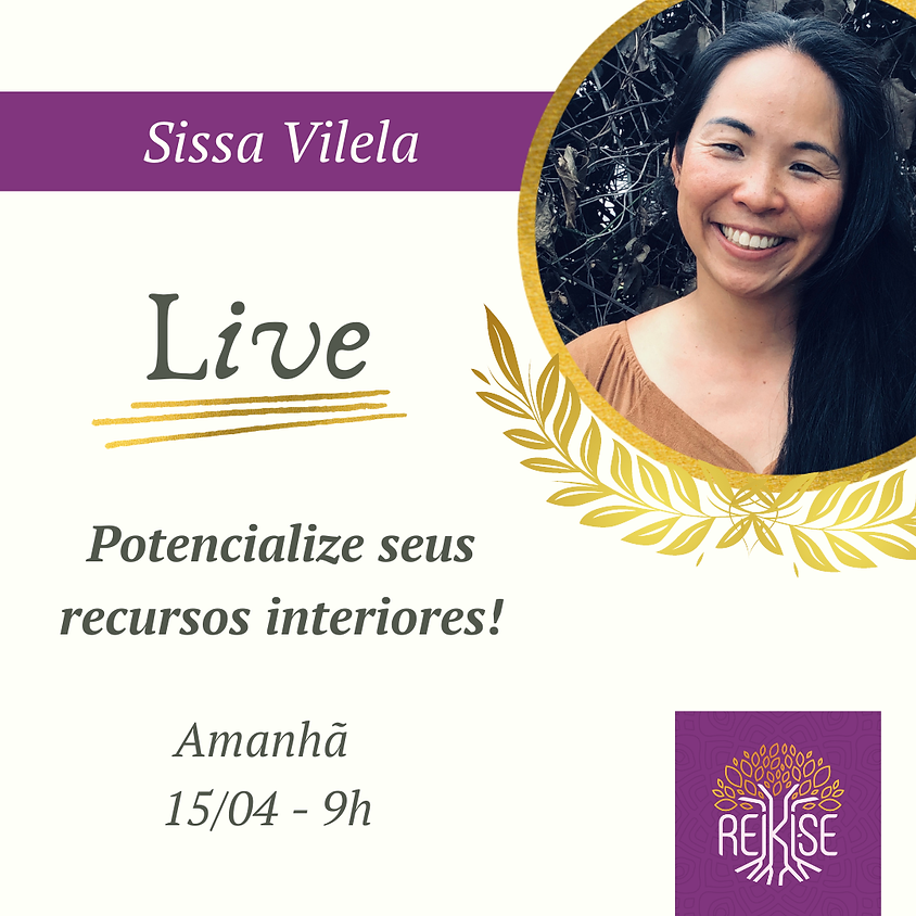 Live: Potencialize seus Recursos interiores