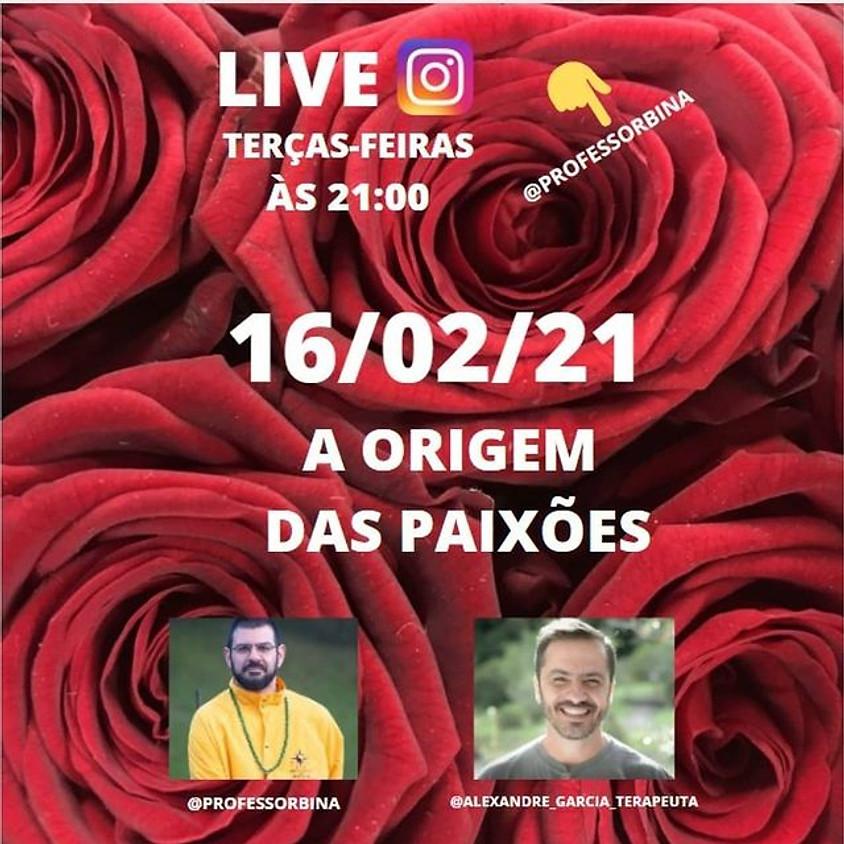 Live: A Origem das Paixões
