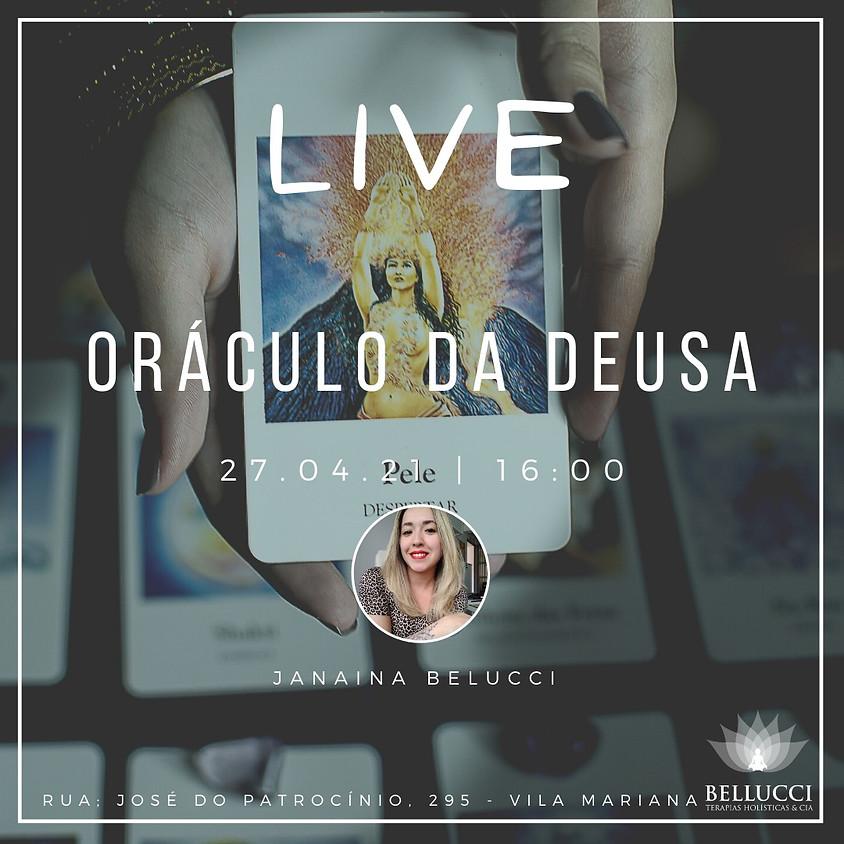 Live: Oráculo da Deusa