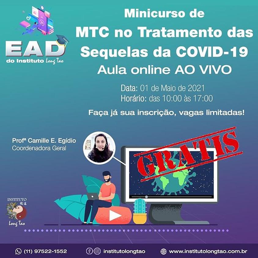 MiniCurso de MTC no Tratamento das Sequelas da Covid - 19