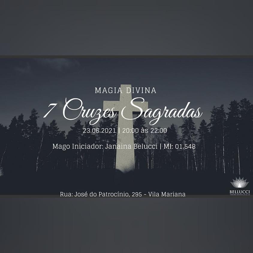 Curso: Magia Divina das 7 Cruzes Sagradas
