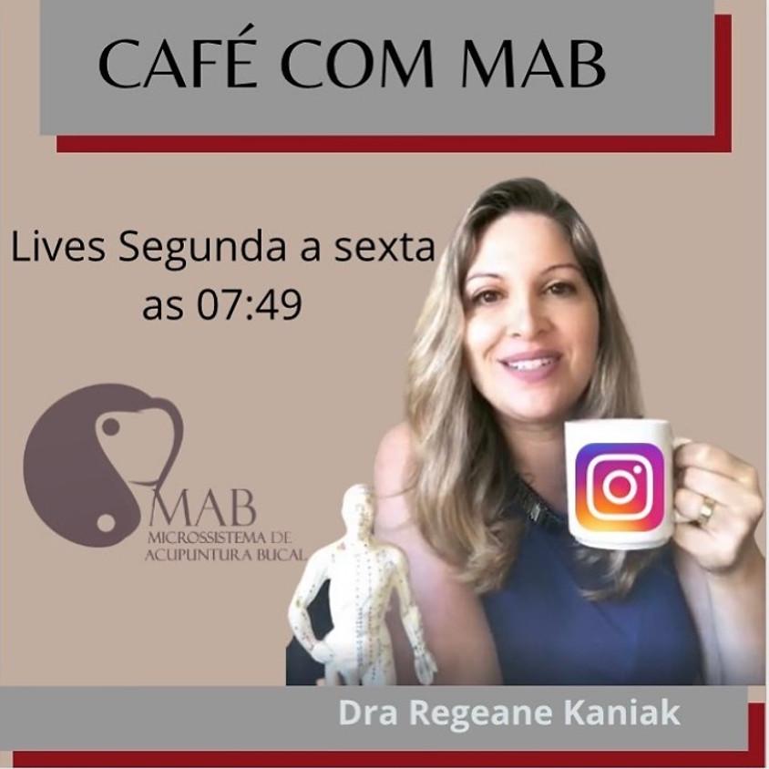 Live:  Segunda a sexta -  Café com MAB