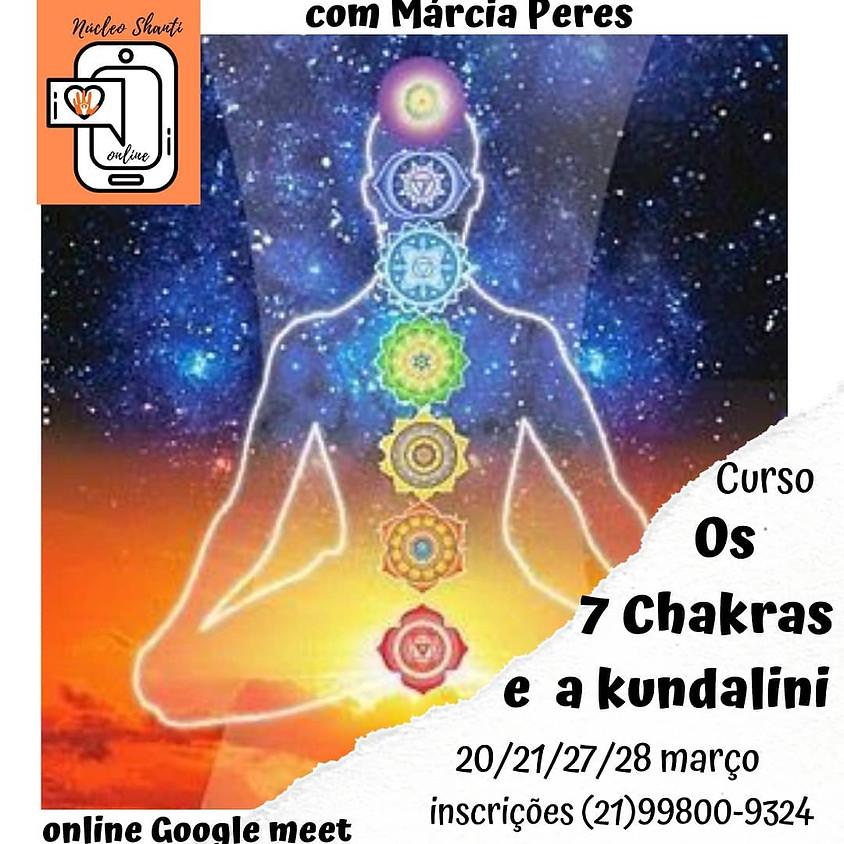 Curso Online: Os 7 Chakras e a Kundalini