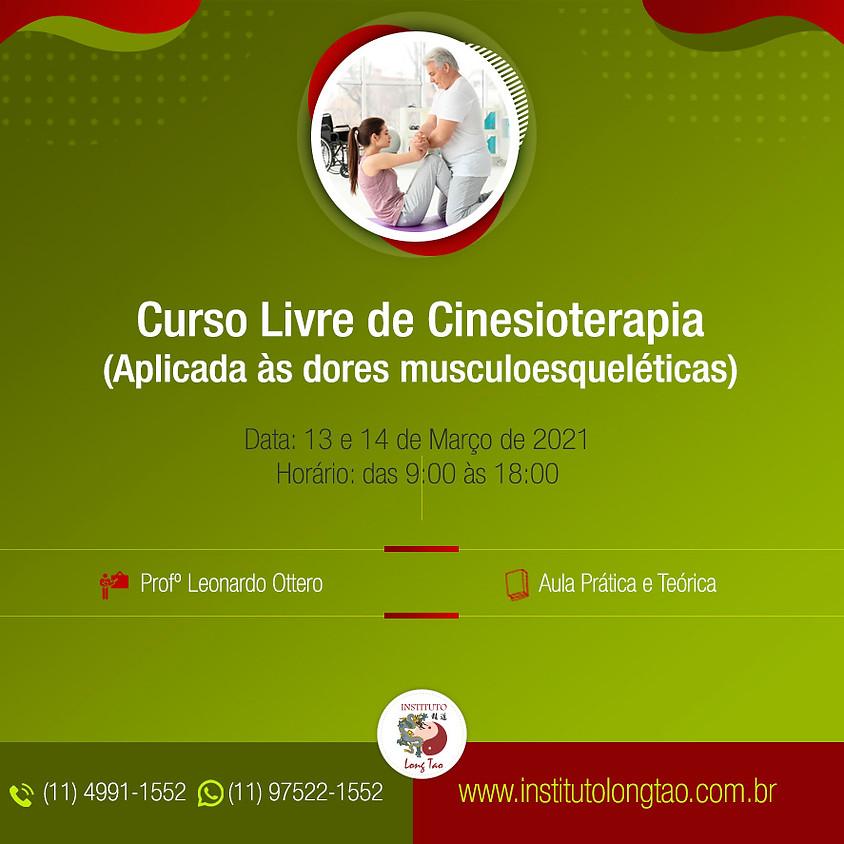 Curso Livre de Cinesioterapia (Aplicada às dores musculoesqueléticas)