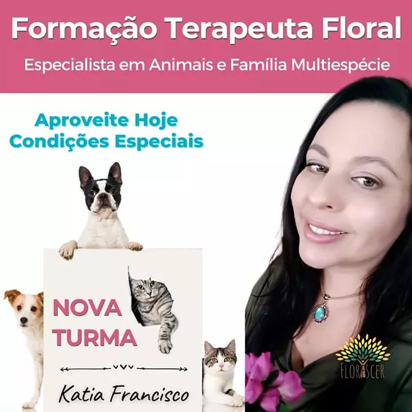 Curso Online: Formação Terapeuta Floral