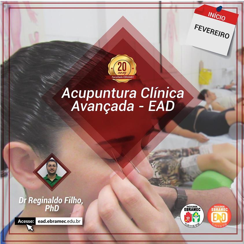 Curso EAD - Acupuntura Clínica Avançada