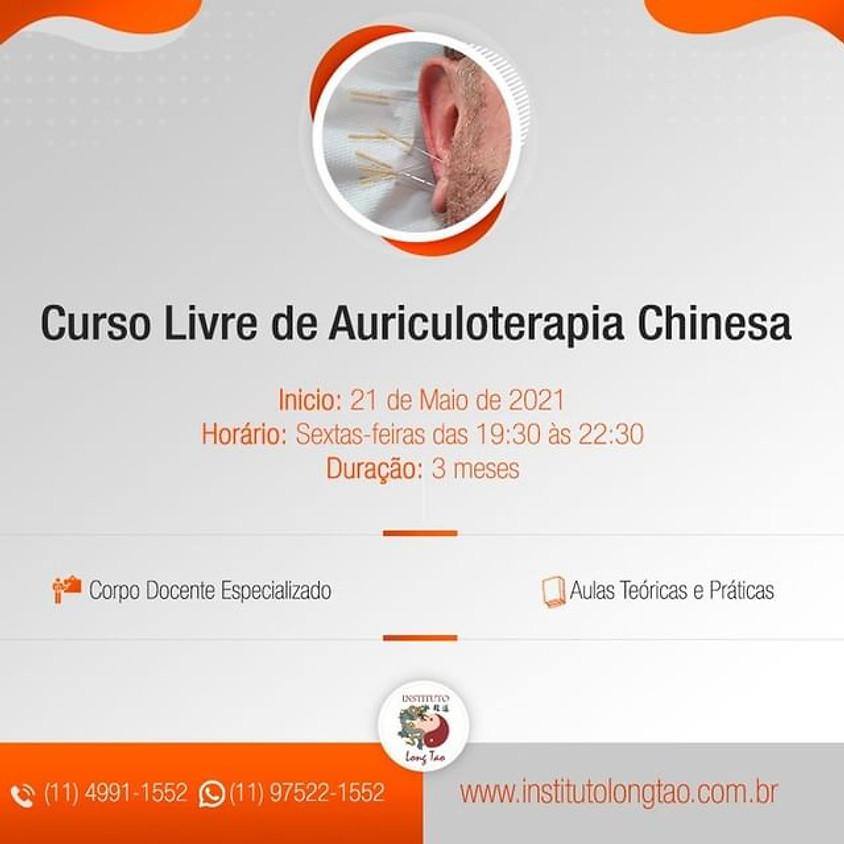 Curso Livre de Auriculoterapia Chinesa