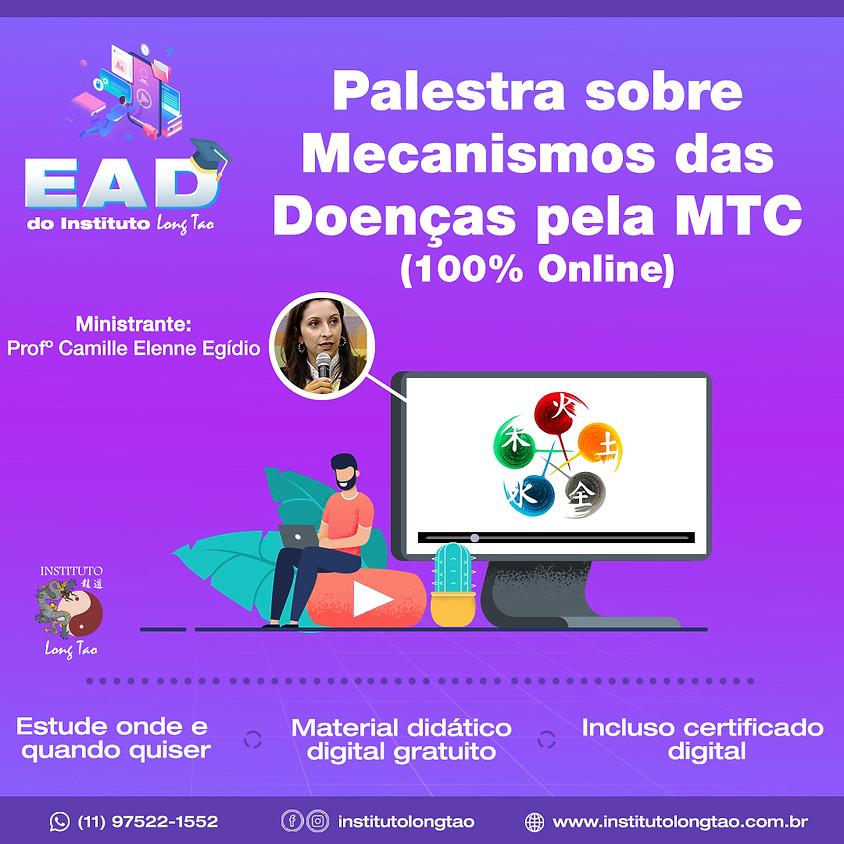 Curso EAD - Curso Palestra sobre Mecanismos das Doenças pela MTC