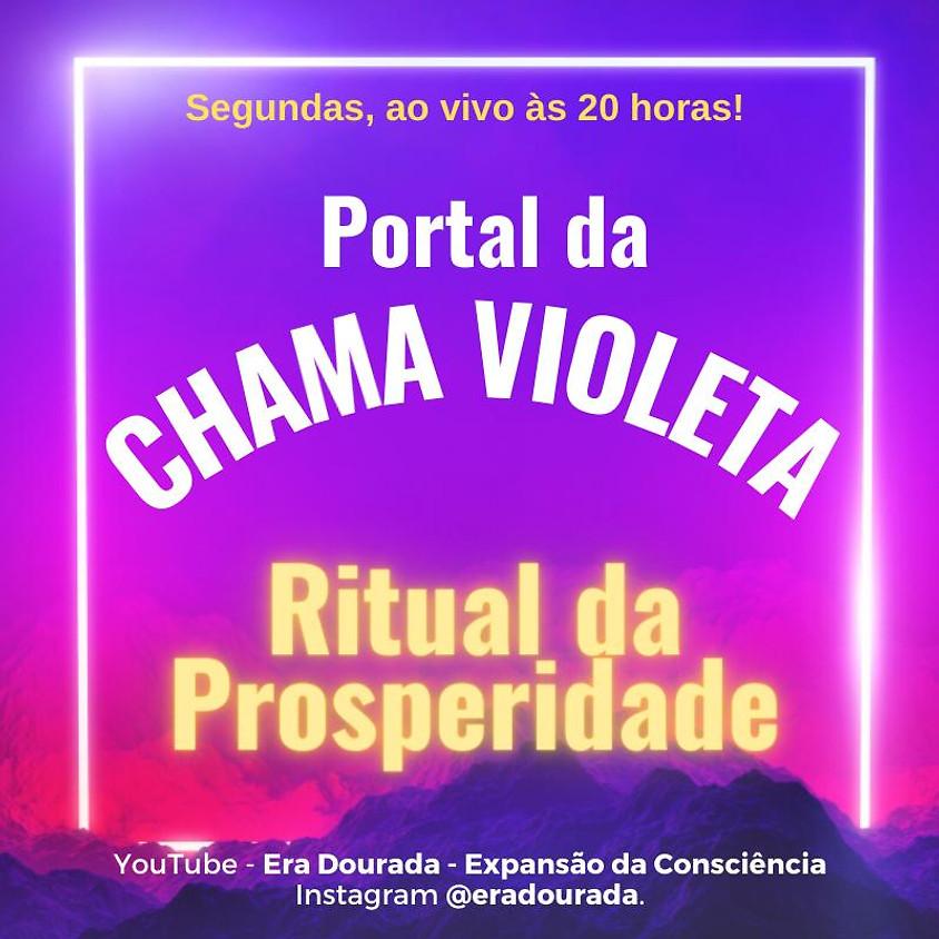Live: Portal da Chama Violeta