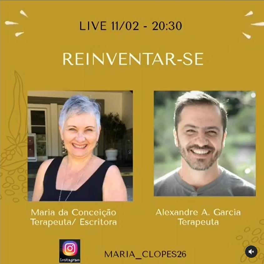 Live: Reinventar-se