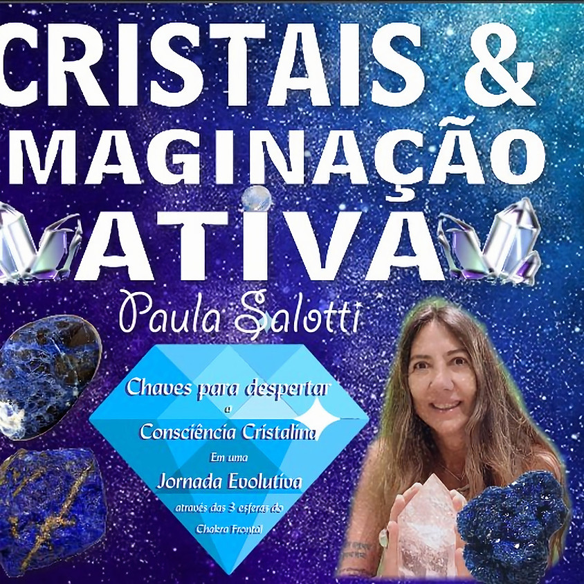 Curso Online: Cristais & Imaginação Ativa