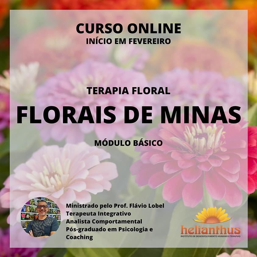 Curso Online: Florais de Minas
