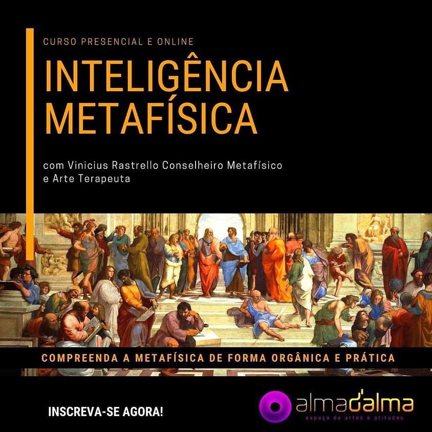 Curso Presencial ou Online:  Inteligência Metafísica