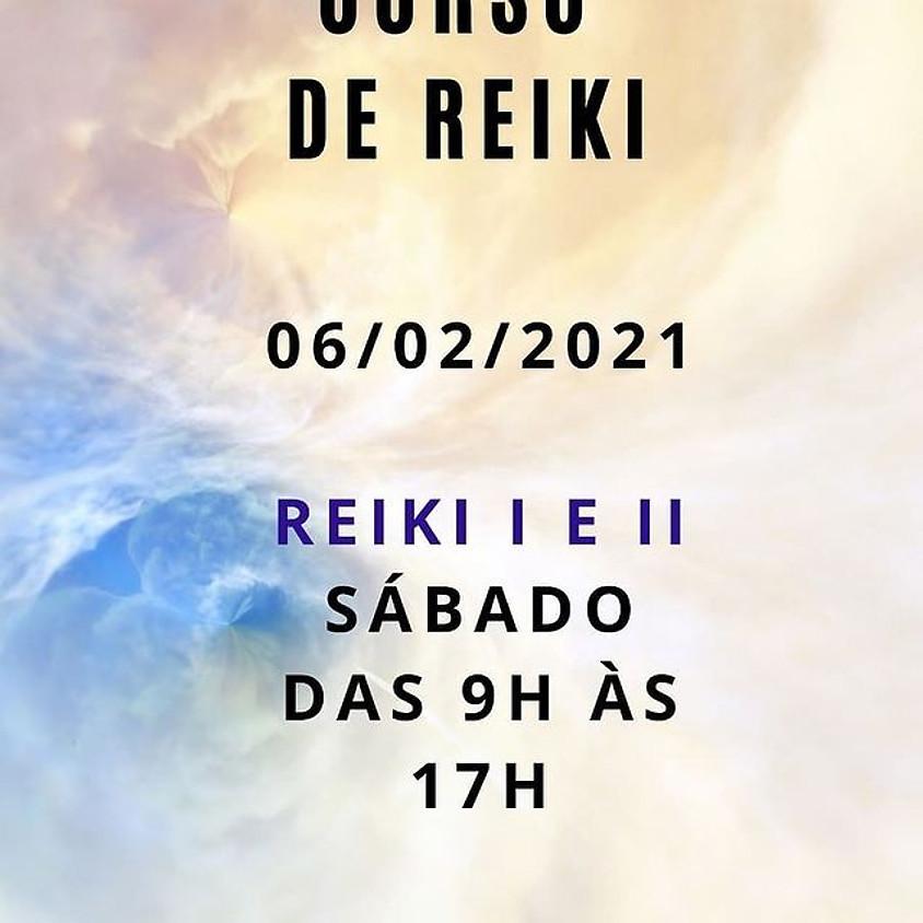 Curso de Reiki I e II