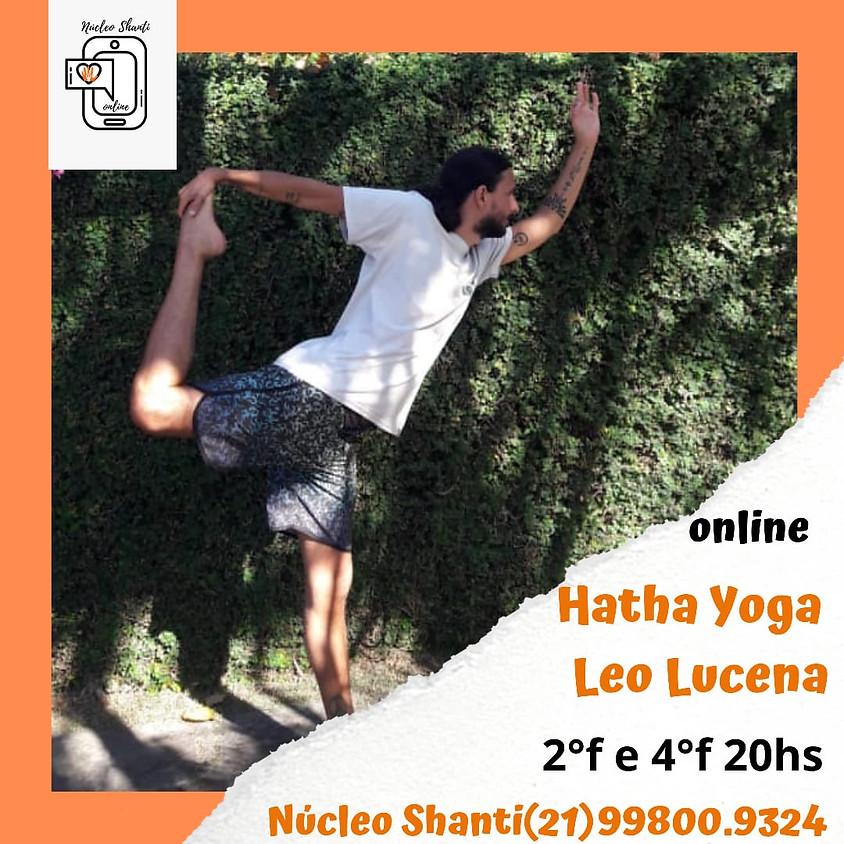 Aula Online: Hatha Yoga - Quartas