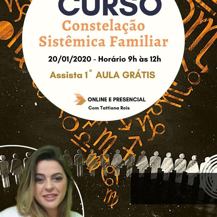 Curso Online: Constelação Sistêmica Familiar