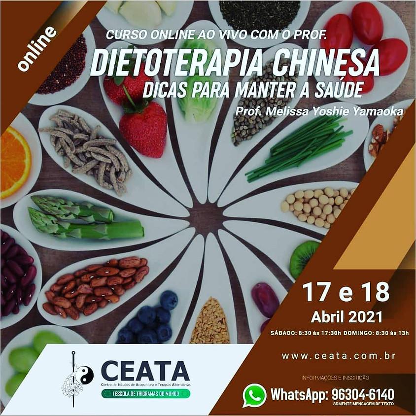 Curso Online:  Dietoterapia
