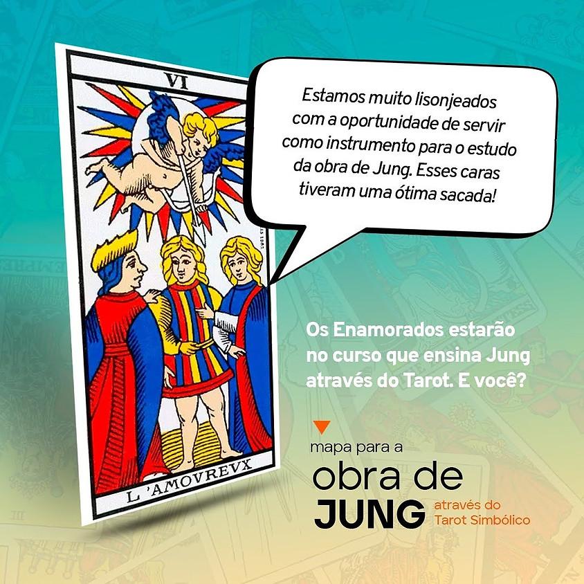 Curso Online: Mapa para a Obra de Jung - através do Tarot Simbólico
