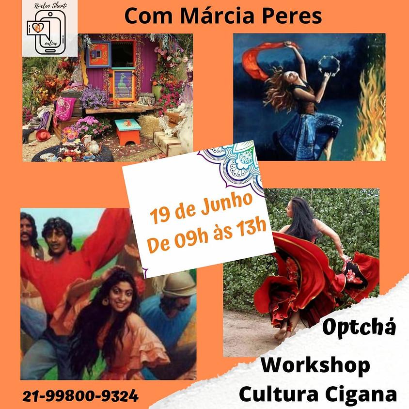 Workshop Online: Cultura Cigana
