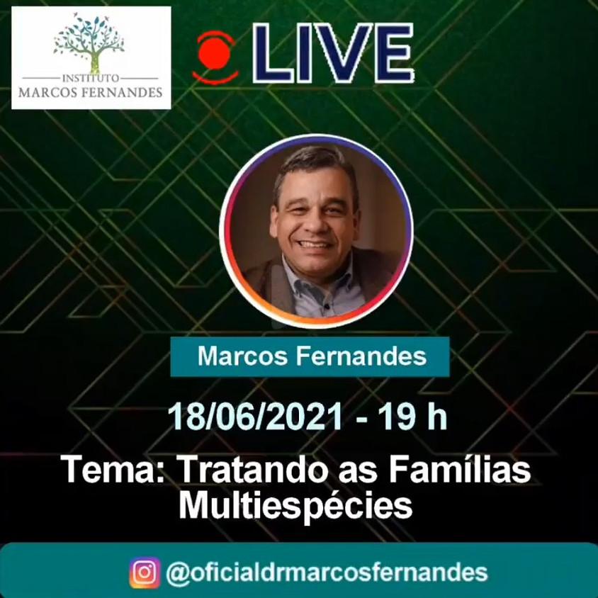Live: Tratando as Famílias Multiespécie
