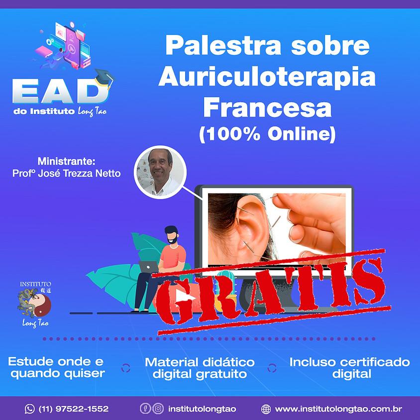 Curso EAD: Auriculoterapia Francesa