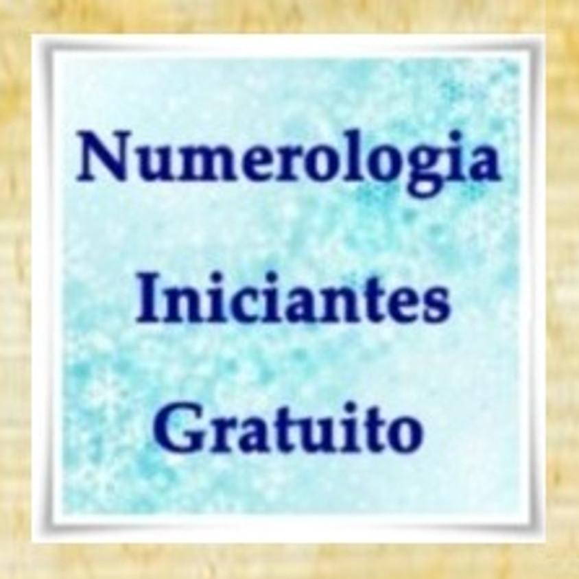 Curso Online Gratuito:  Numerologia Iniciantes